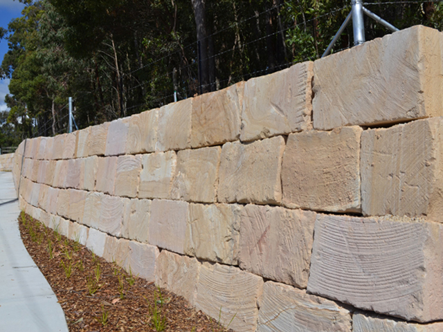 Retaining Rock Walls want to know more about our retaini..