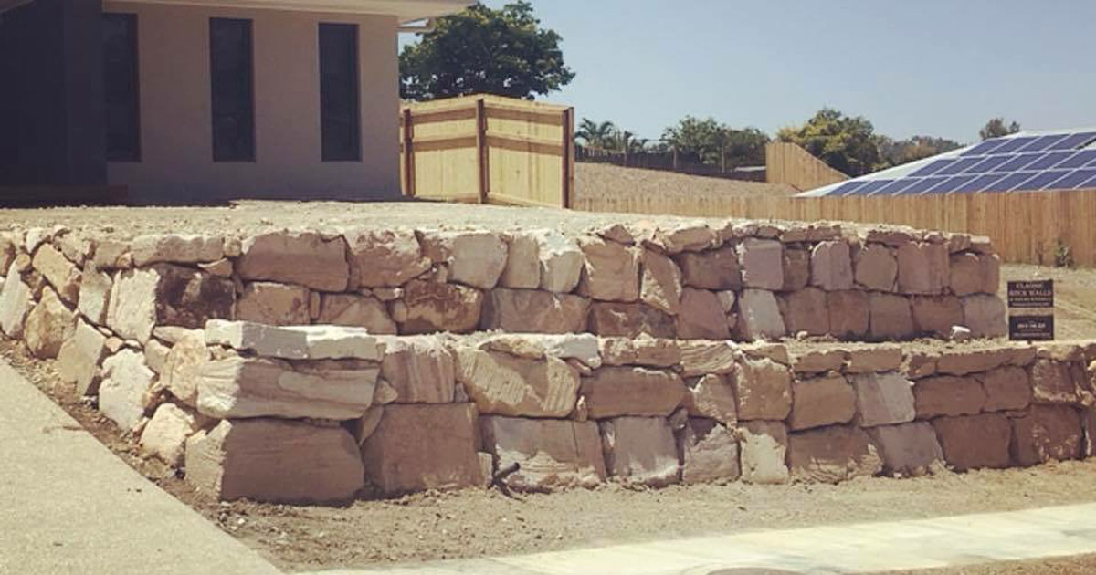 How We Ensure Your Garden Is Made Accessible  Our promise in ensure our rock wall..